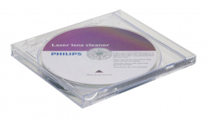 LIMPIADOR PHILIPS CD/DVD 1