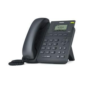 TELEFONO YEALINK IP BASICO POE T19PE2 1
