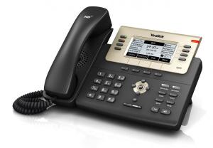 TELEFONO YEALINK IP POE T27G 1