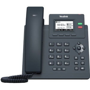 TELEFONO YEALINK IP T31G CON 2 LÍNEAS Y VOZ HD  1