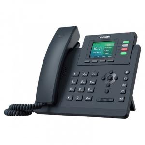 TELEFONO YEALINK IP T33G CON 4 LÍNEAS Y LCD EN COLOR 1