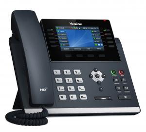 TELEFONO YEALINK IP POE T46U 1