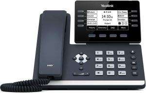 TELEFONO YEALINK IP POE T53W 1