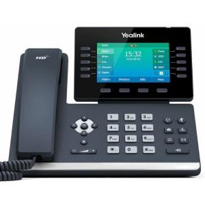 TELEFONO YEALINK IP POE T54W 1