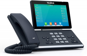 TELEFONO YEALINK IP POE T57W 1