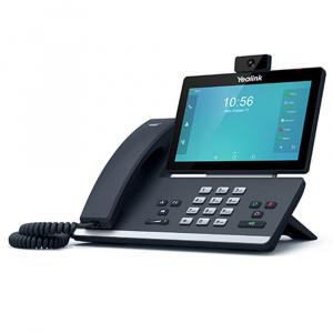 TELEFONO YEALINK IP POE T58V 1