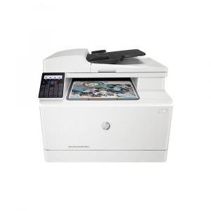 MULTIFUNCION LASER COLOR HP LASERJET PRO M181FW 1