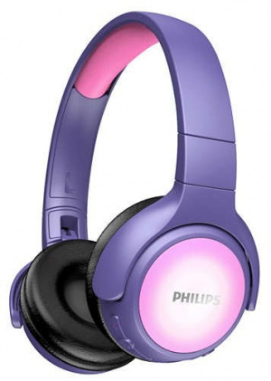 AURICULAR PHILIPS TAUH402 BLUETOOTH CON MICRO ROSA 1