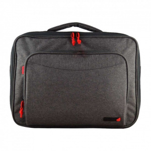 "BOLSA PORTATIL TECHAIR 14.1"" GRIS 1"