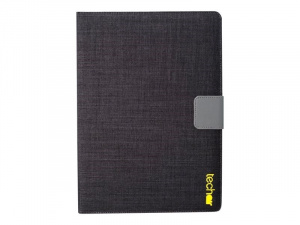 "FUNDA TECHAIR TABLET 10.1"" UNIVERSAL TEJIDO NEGRO 1"