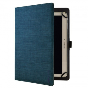 "FUNDA TECHAIR TABLET 10.1"" UNIVERSAL TEJIDO AZUL 1"