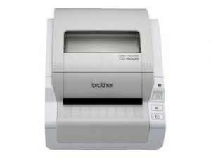 IMPRESORA ETIQUETAS BROTHER TD4000 1