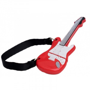 PEN DRIVE FIG. 32GB GUITARRA RED ONE 1