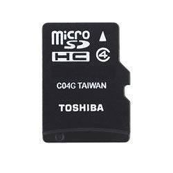 MEMORIA MICRO SD 8GB TOSHIBA M102 CLASE 4 1
