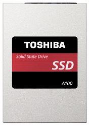 DISCO DURO SOLIDO SSD TOSHIBA  120GB A100  SATA3 1