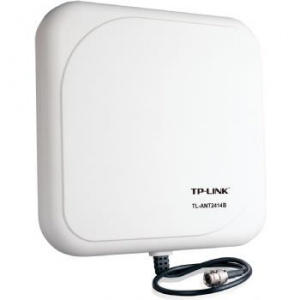 TP-LINK WIFI ANTENA EXTERIOR 14DBI CABLE 1M N-TYPE 1