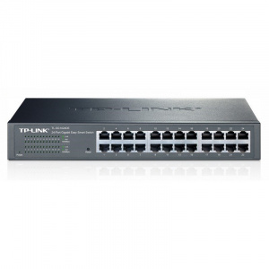 SWITCH TP-LINK 24P 10/100/1000 SEMI GESTION 1