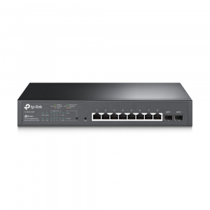 SWITCH TP-LINK 10 PUERTOS GESTION 10/100/1000 POE 1