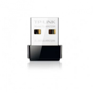 WIFI USB  TP-LINK 150MB ADAPTADOR NANO SOFTWARE WP 1