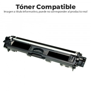 TONER COMPATIBLE CON BROTHER TN-1050  NEGRO 1K 1