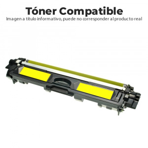 TONER COMPATIBLE BROTHER TN243 AMARILLO 1000PG 1