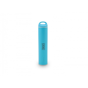 CARGADOR USB POWER BANK 3GO 2000MAH TRAVELLER 1