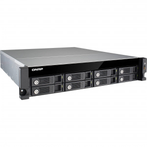 NAS QNAP 0TB 8BAY RAM 4GB 1