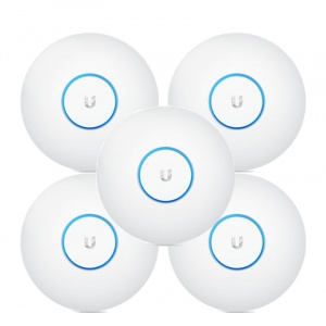 UBIQUITI UNIFI ACCESS POINT WI-FI AC-LR LR 5PK 1