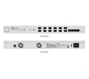 SWITCH UBIQUITI US-16-XG 1
