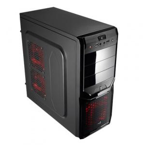 CAJA ATX AEROCOOL V3X BLACK USB3.0, 12CM FAN 1