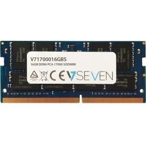 MEMORIA V7 SODIMM DDR4 16GB 2133MHZ CL15 1