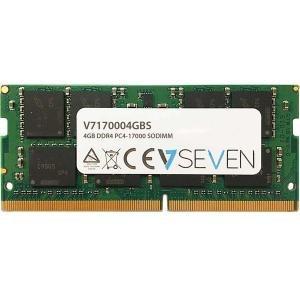 MEMORIA V7 SODIMM DDR4 4GB 2133MHZ CL 15 PC3-17000 1