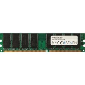 MEMORIA V7 DDR 1GB 400MHZ CL3 PC3200 1