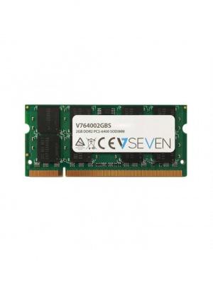 MEMORIA V7 SODIMM DDR2 2GB 800MHZ 1
