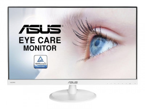 "MONITOR 23"" ASUS VC239HE-W IPS FHD HDMI/VGA BLANC 1"