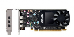 SVGA PNY QUADRO P400 2GB  3X DISPLAY PORT 1