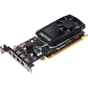 SVGA PNY QUADRO P600 2GB V2 LOWPROFILE DVI PCI-3.0 1