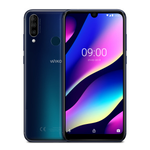 "TELEFONO MOVIL WIKO VIEW 3 AZUL 5.99""/OC1.6/64GB/2GB 1"