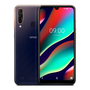 "TELEFONO MOVIL WIKO VIEW 3 PRO NIGHTFALL 6.3""/OC2.0/4GB/64GB 1"