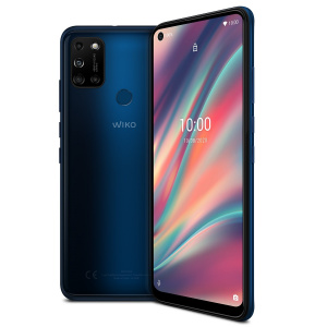 "TELEFONO MOVIL WIKO VIEW 5 AZUL 6.55""/OC1.8/3GB/64GB 1"