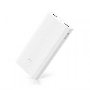 CARGADOR USB POWER BANK XIAOMI 2C 20000MAH BLANCO 1