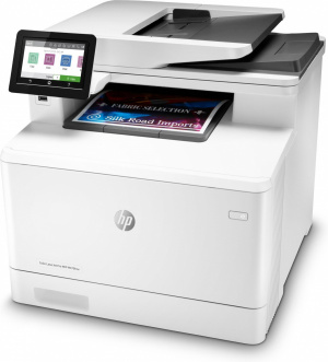 MULTIFUNCION LASER COLOR HP LASERJET PRO M479FNW 1