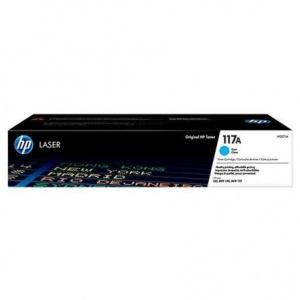 TONER HP 117A   W2071A  LJ 150 0.7K CIAN 1