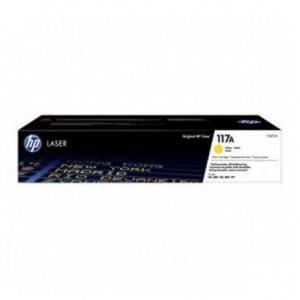 TONER HP 117A   W2072A  LJ 150 0.7K AMARILLO 1