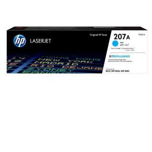 TONER HP 207A  W2211A 1.25K CIAN  M282NW,  M283F 1