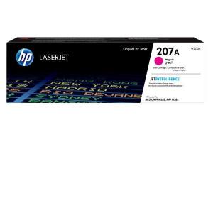 TONER HP 207A  W2213A 1.25K MAGENTA M282NW,  M283 1