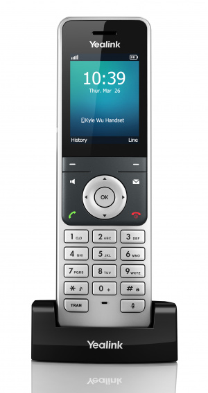 TERMINAL ADICIONAL PARA TELEFONO YEALINK IP W60P 1