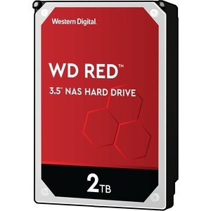 "DISCO DURO 3.5"" WESTERN DIGITAL 2TB SATA3 RED 1"