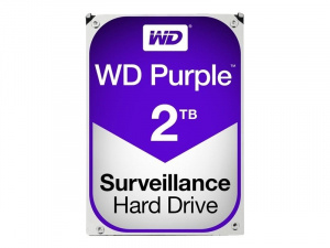 "DISCO DURO 3.5"" WESTERN DIGITAL 2TB  SATA3 PURPLE 1"