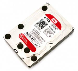 "DISCO DURO 3.5"" WESTERN DIGITAL 4TB RED SATA 600 1"